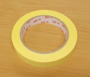 Páska krepová 19mmx50m