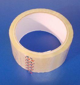Páska lepící 48mmx66m průhledná