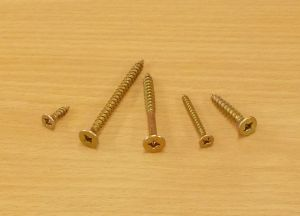 Zobrazit detail - Vrut do dřeva se záp.hl. Uniquadrex ,4x60 mm,bal=500ks