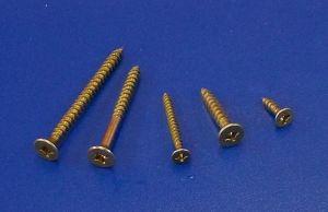 Zobrazit detail - Vrut do dřeva se záp.hl. Uniquadrex ,4x70/40 mm,bal=400ks