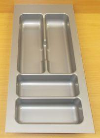 příborník 30 rovný , š.metalíza, rozměr 235x490mm