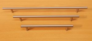 Úchytka Hrazda 12/320/400 Ni-broušený