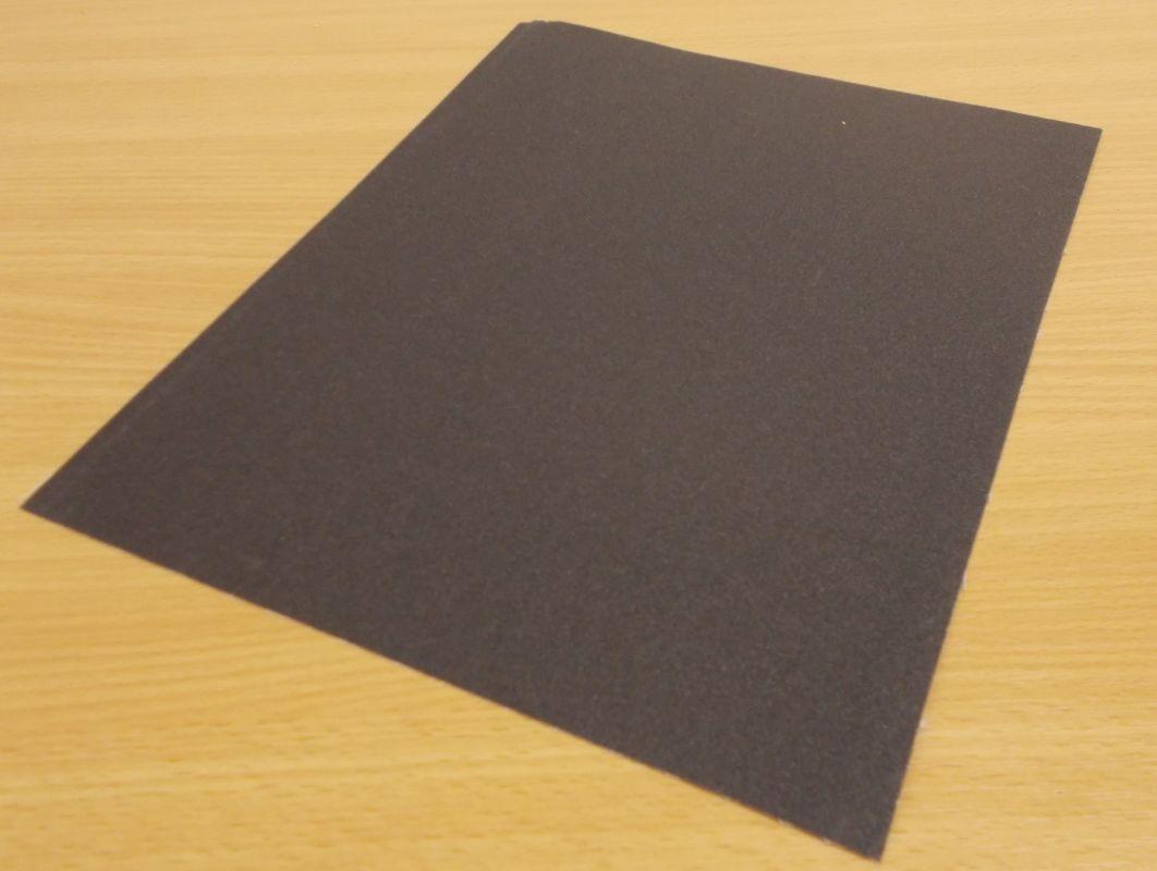 Brusné plátno 230x280 mm zrnitost 150