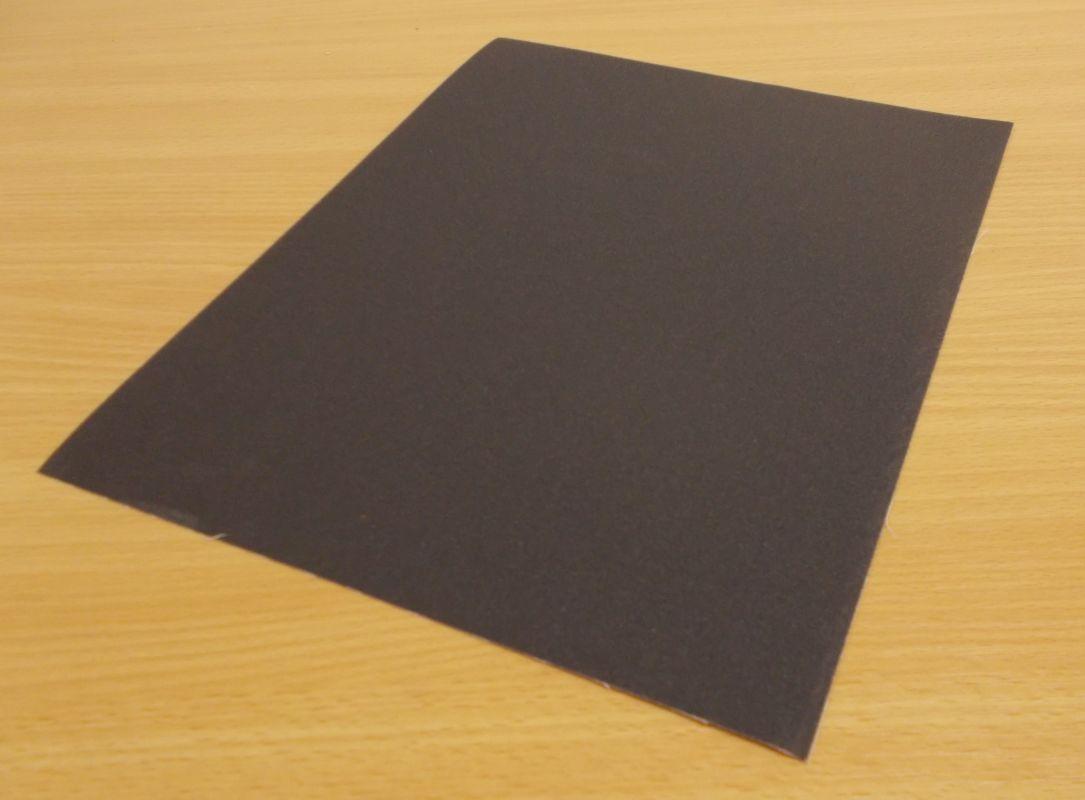 Brusné plátno 230x280 mm zrnitost 220