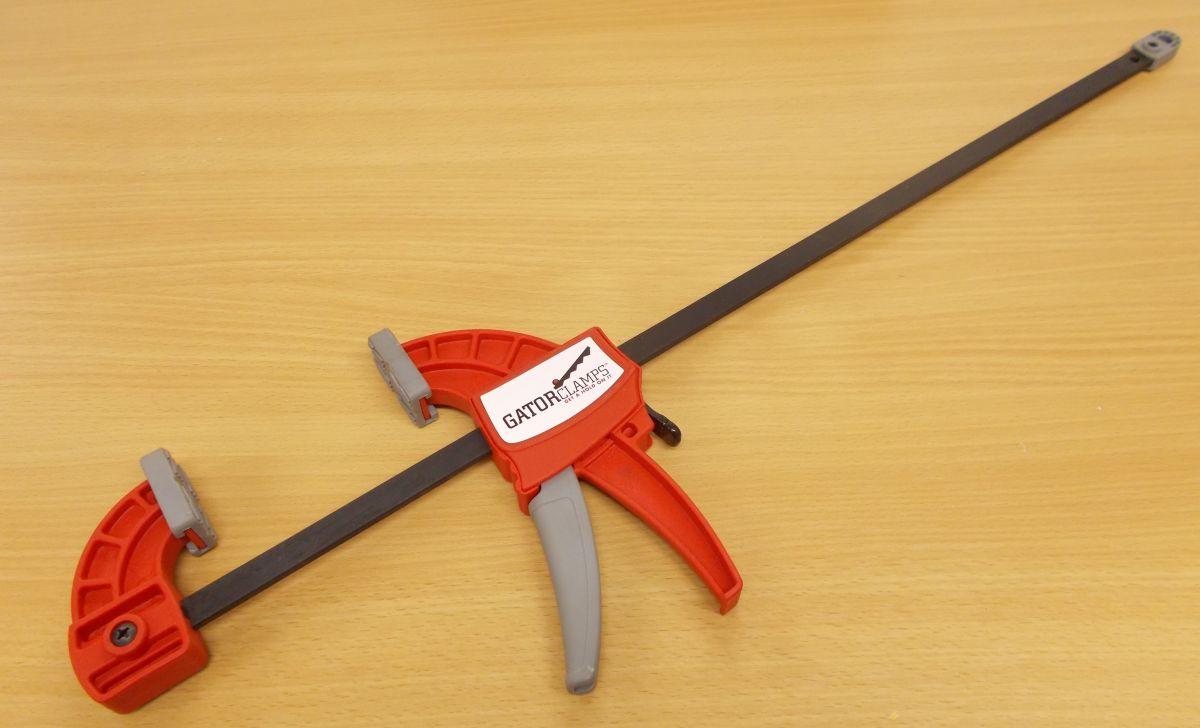 Jednoruční svěrka Midi Bar-Man, délka 45 cm