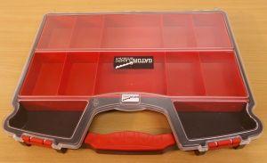 Organizér Gator 12 boxů, 42x32x4cm