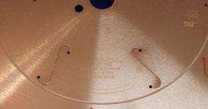 Pilový kot. Freud LU2B průměr 400x4x30 mm,pro příčný řez masivu