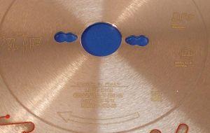 Pilový kotouč na lamino Freud LU3D průměr 250 mm