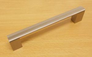 Úchytka Porta 256 / 265 mm Ni - broušený