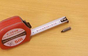Bit Uniquadrex profi č. 0, délka 25 mm