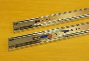 Kuličkový plnovýsuv s tlumením, STRONG, délka 300 mm,bal=1pár