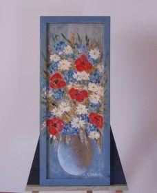 Obraz Polní kytice