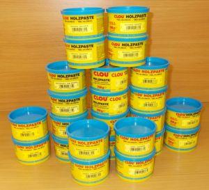 Tmel na dřevo CLOU Holzpaste - barva modřín - 250 g