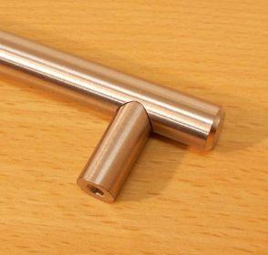 Úchytka Hrazda 12/432/500 Ni-broušený