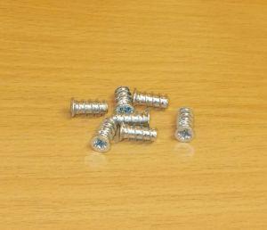 Eurovrut se zápustnou hlavou ZB, PZ , 6,3x13 mm ,bal=100ks