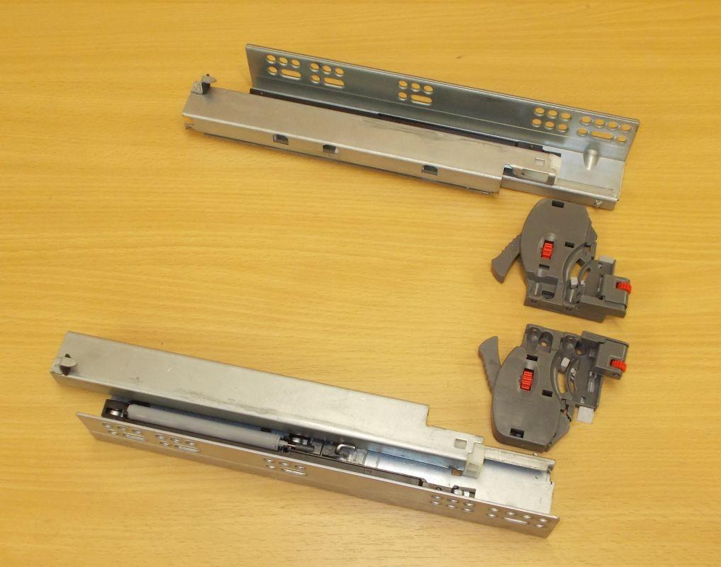 Skrytý plnovýsuv strong RIDE,pro dřevěnou zásuvku ,délka 350 mm,balení=1pár