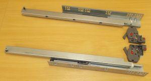 Skrytý plnovýsuv strong RIDE,pro dřevěnou zásuvku ,délka 500 mm,balení=1pár