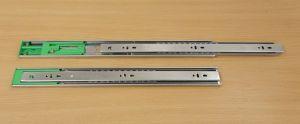 Kuličkový plnovýsuv s tlumením, FGV, délka 500 mm