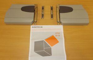 Blum Aventos HK 2700 střední ,komplet sada,šedé krytky, balení=1pár