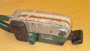 Čistič brusných pásů a kotoučů - kaučuková kostka 34x34x200 mm