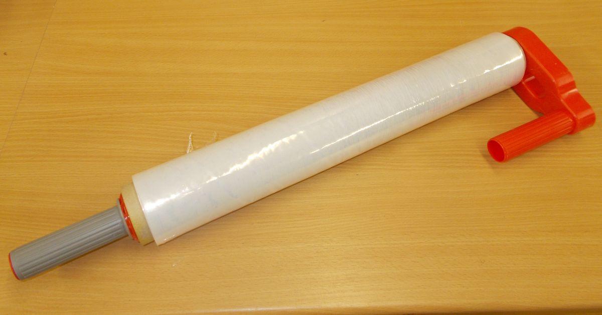Držák - odvíječ na stretch folie 500mm - plastový