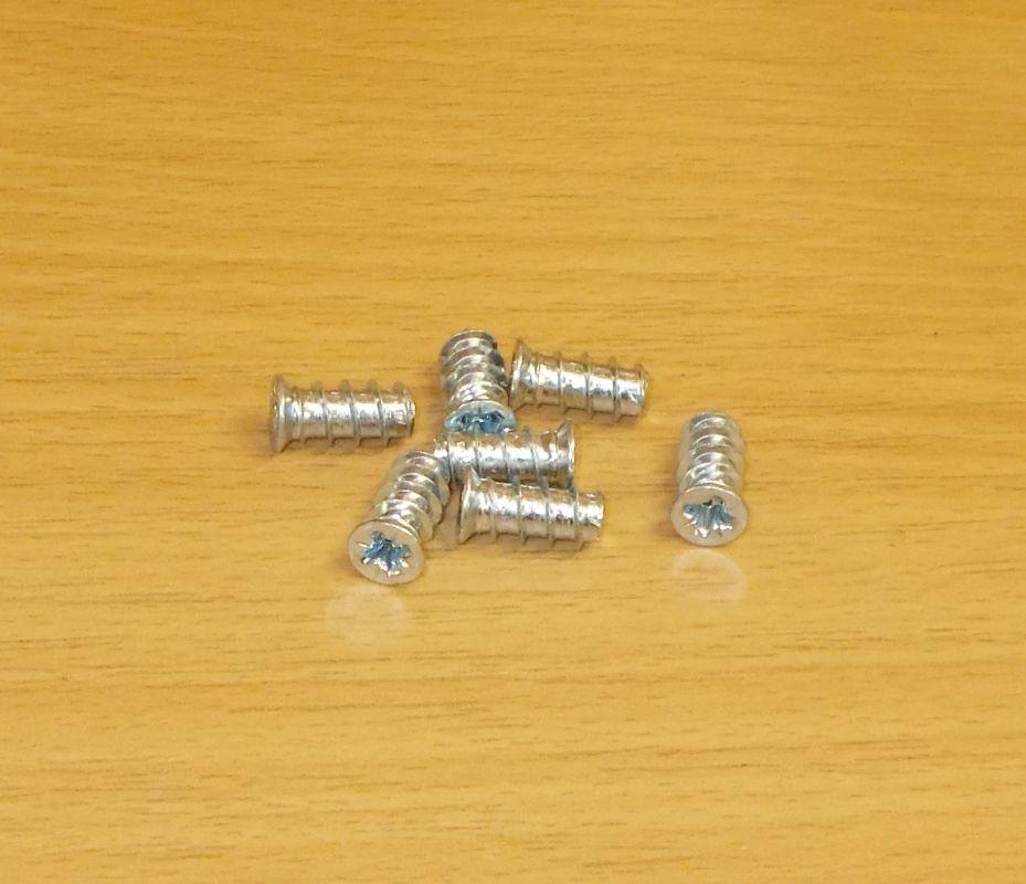 Eurovrut se zápustnou hlavou ZB, PZ , 6,3x13 mm ,bal=1000ks