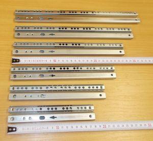 Kuličkový mikrovýsuv, minivýsuv - délka 190 mm - balení=1pár