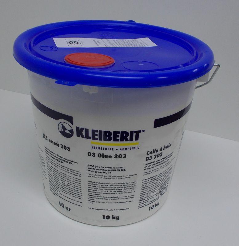 Lepidlo disperzní Kleiberit 303 , kbelík 10 kg