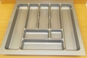 příborník 60 rovný , š.metalíza, rozměr 535x490mm
