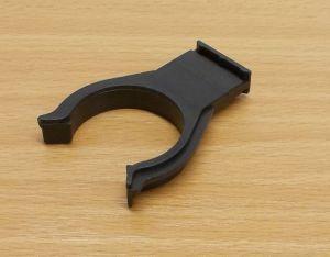 Příchytka soklu nasouvací k nožce STRONG BIG,černá
