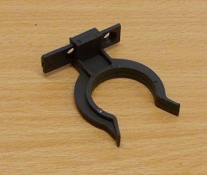 Příchytka soklu šroubovací k nožce STRONG BIG,černá