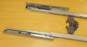 Skrytý plnovýsuv strong RIDE,pro dřevěnou zásuvku ,délka 450 mm,balení=1pár