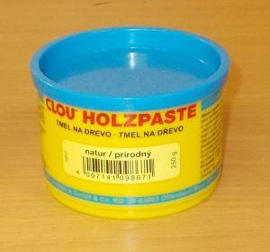 Tmel na dřevo CLOU Holzpaste - barva natur - 250 g