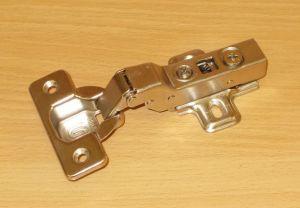 Závěs nábytkový STRONG Clip, POLOnaložený s tlumičem , 110st., včetně patky