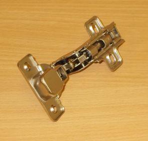 Závěs nábytkový STRONG Clip, vložený s tlumičem , 110st., včetně patky