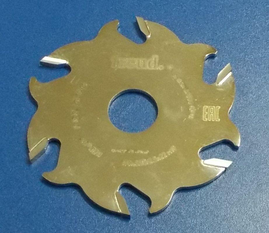 Lamelovací pilový kotouč,fréza Freud 100x3,95 x otvor 22 mm