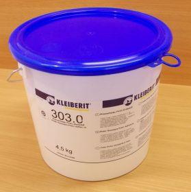 Lepidlo disperzní Kleiberit 303, kbelík 4,5 kg