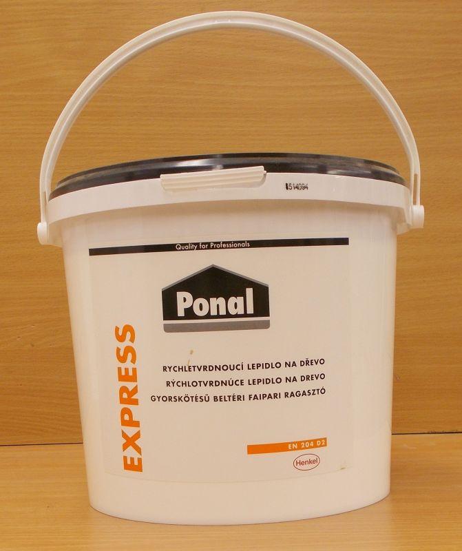 Lepidlo disperzní PONAL- Express ,balení = kbelík 5kg