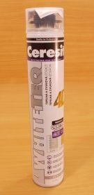 Montážní pěna nízkoexpanzní , ceresit White teq, 750ml