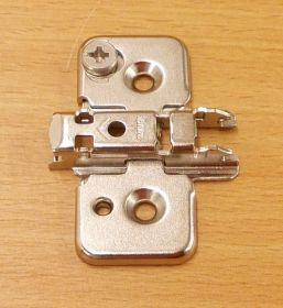 Patka blum, excentrická, 0mm, 173H7100 - 1kus