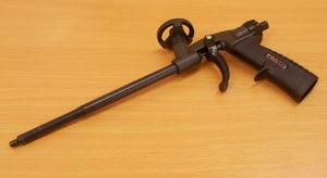 Pistole na PU pěny, teflonová ,balení = 1 kus