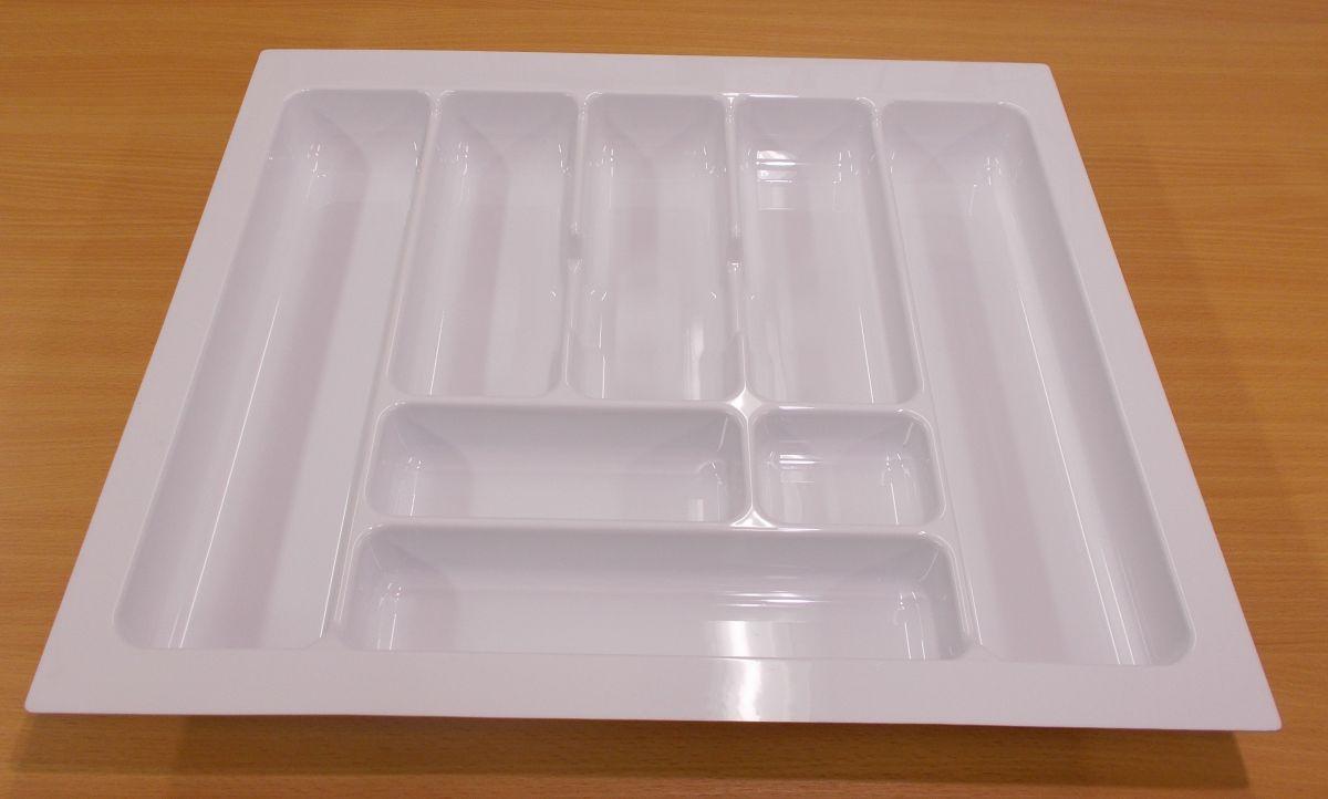 příborník 60 rovný , bílý, rozměr 535x490mm,balení=1kus