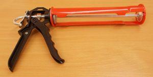 Vytlačovací pistole na silikony, robustní , 1kus