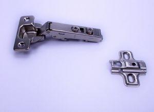 Závěs nábytkový STRONG Clip, naložený s tlumičem , 110st., včetně patky